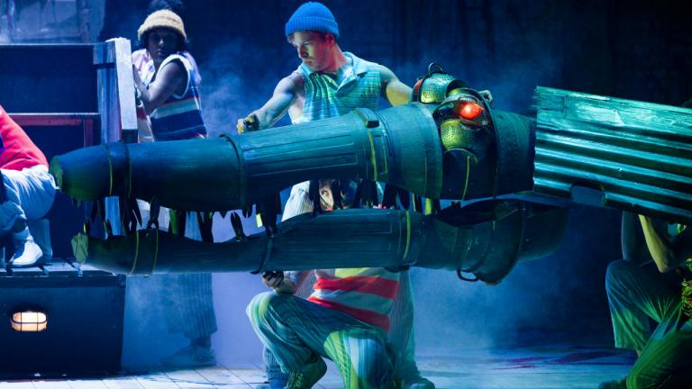 Peter Pan at Troubadour White City Theatre | National Theatre