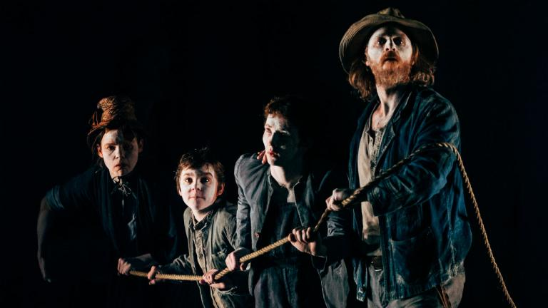 The Secret River Production Image 3