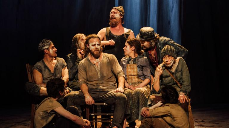 The Secret River Production Image 10