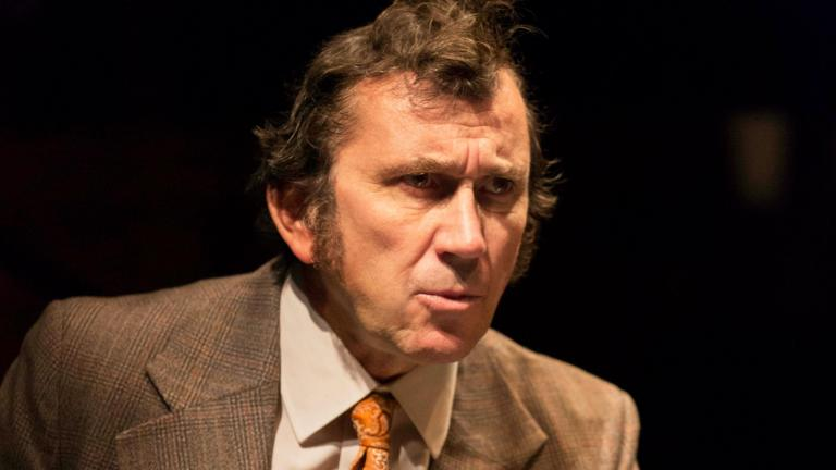 This House 2012 production photo of Phil Daniels as Bob Mellish