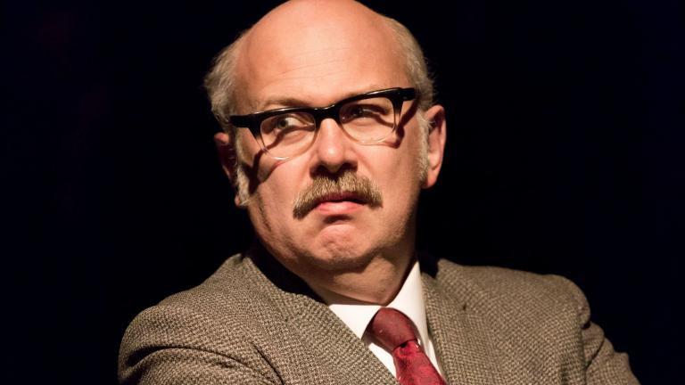 This House 2012 production photo of Vincent Franklin as Michael Cocks