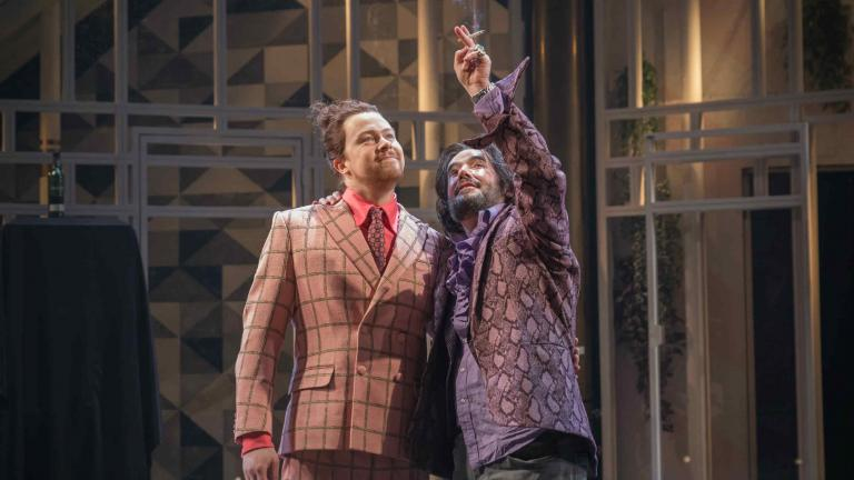 Twelfth Night with Daniel Rigby and Tim McMullan