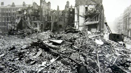 Absolute Hell - British Theatre after the Blitz