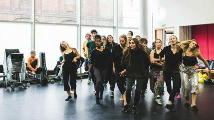 16 – 21: Moving as One: creating ensemble performance