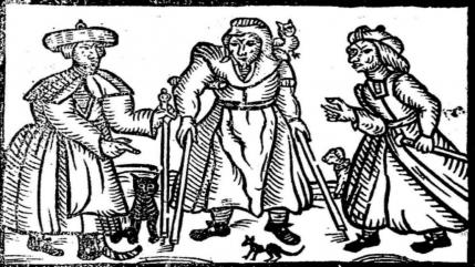 Witches, magic and belief in Shakespeare's England