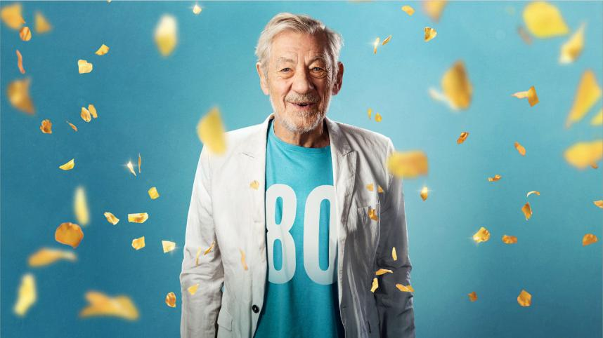 Ian McKellen On Stage, with Tolkien, Shakespeare, Others and YOU poster