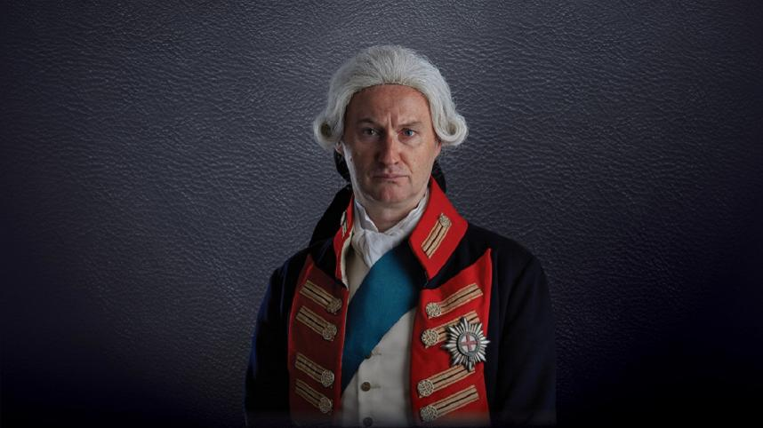 NT Live: The Madness of George III