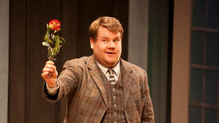 NTL: One Man, Two Guvnors with James Corden