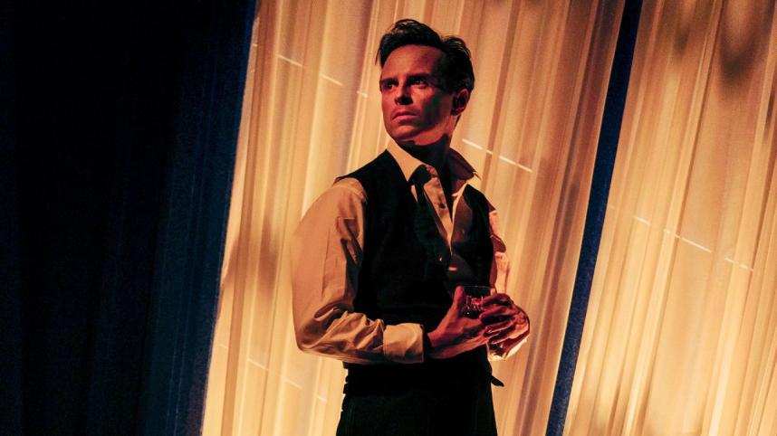 NT Live Present Laughter with Andrew Scott
