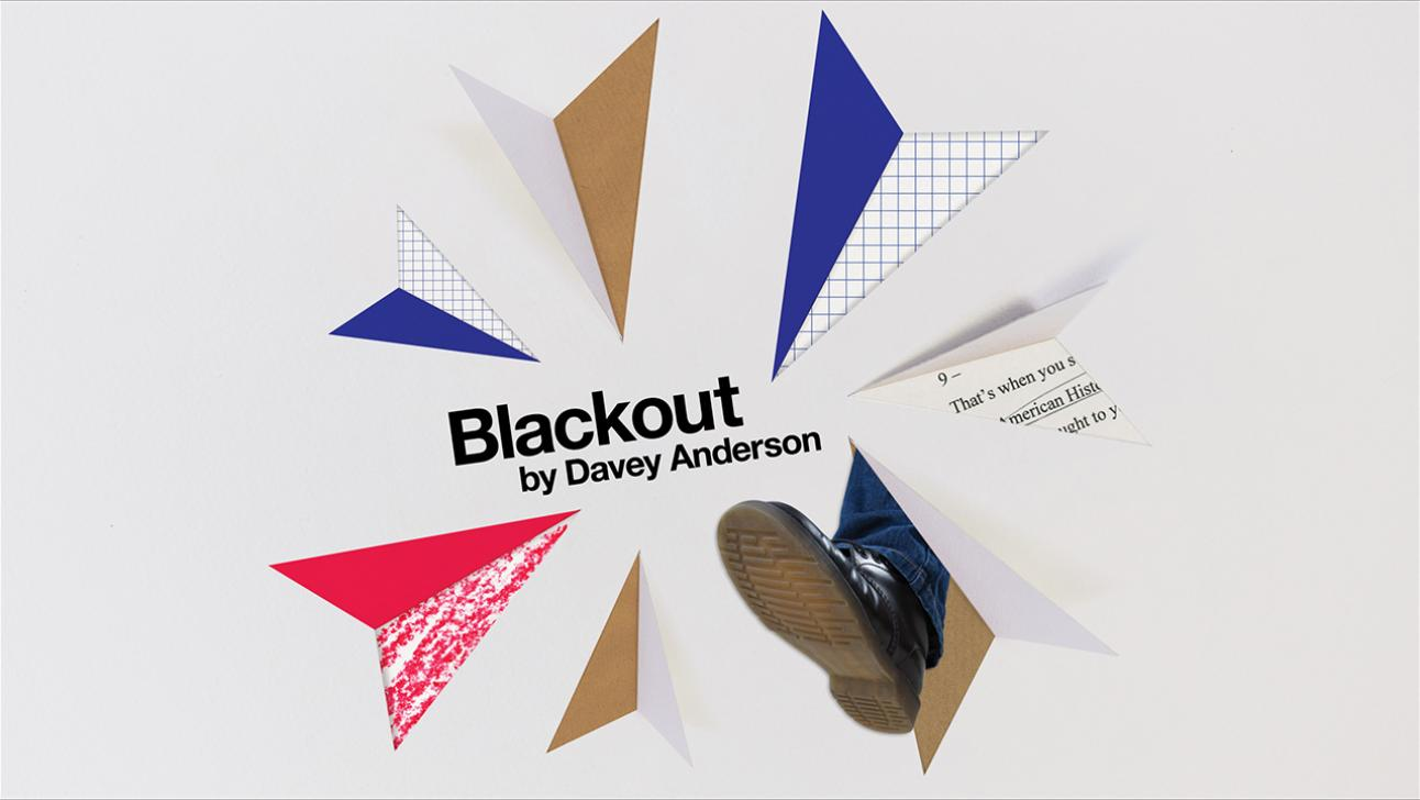 Connections: Blackout by Davey Anderson
