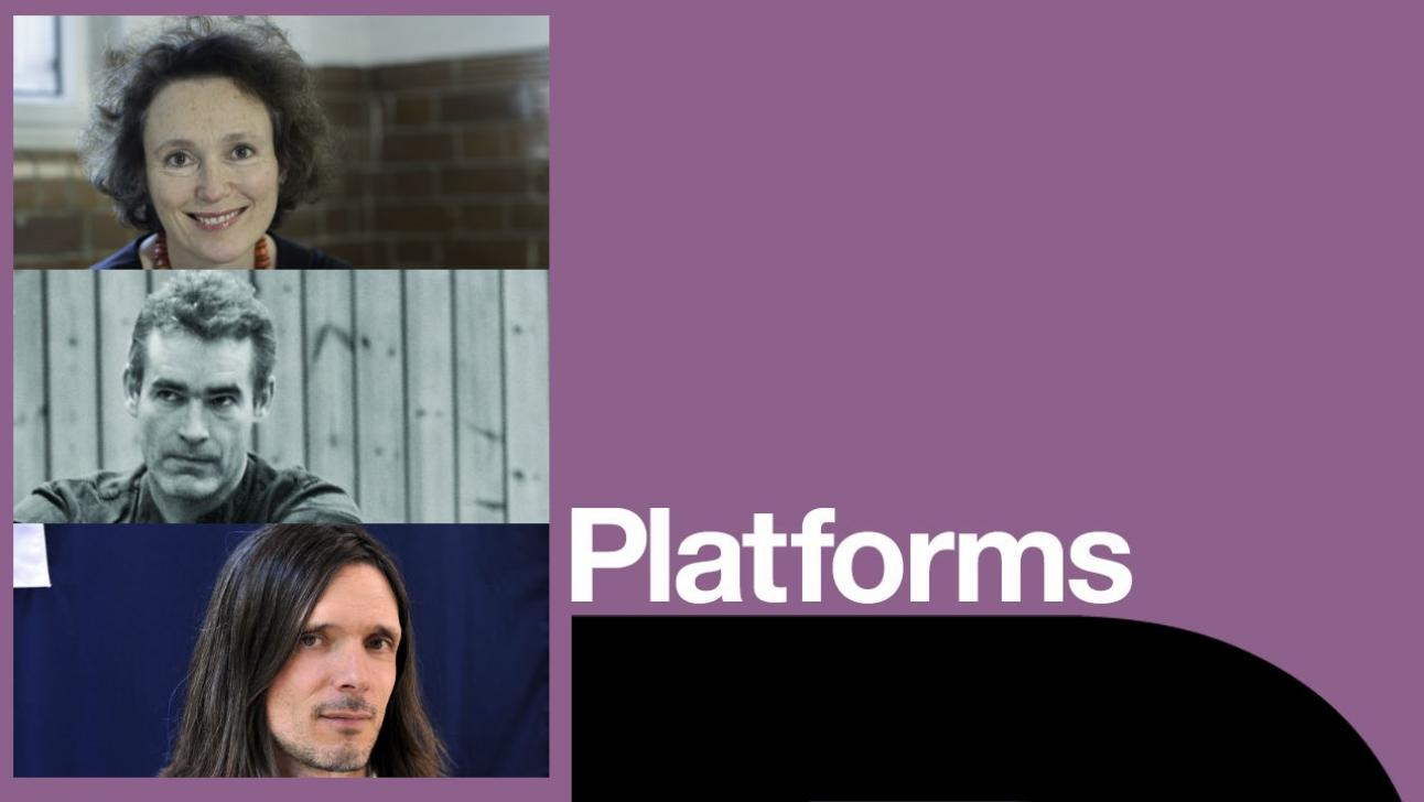 Two Artists in Conversation Jeremy Deller and Rufus Norris