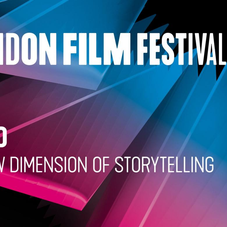 BFI London Film Festival 2021 Extpanded - Step into a new dimension of storytelling - 6-17 October. In pertnership with American Express