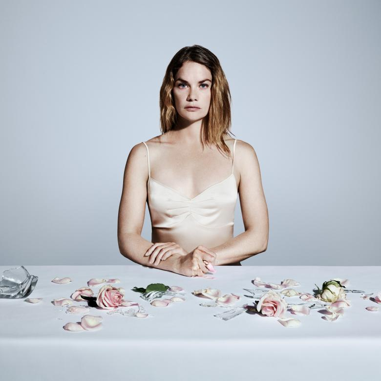 Hedda Gabler - photo of Ruth Wilson
