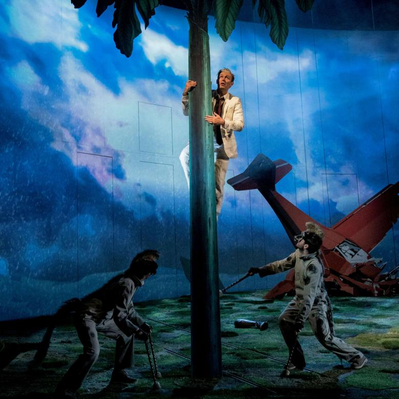 Peter Gynt production image