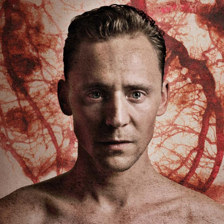 Coriolanus poster withTom Hiddleston
