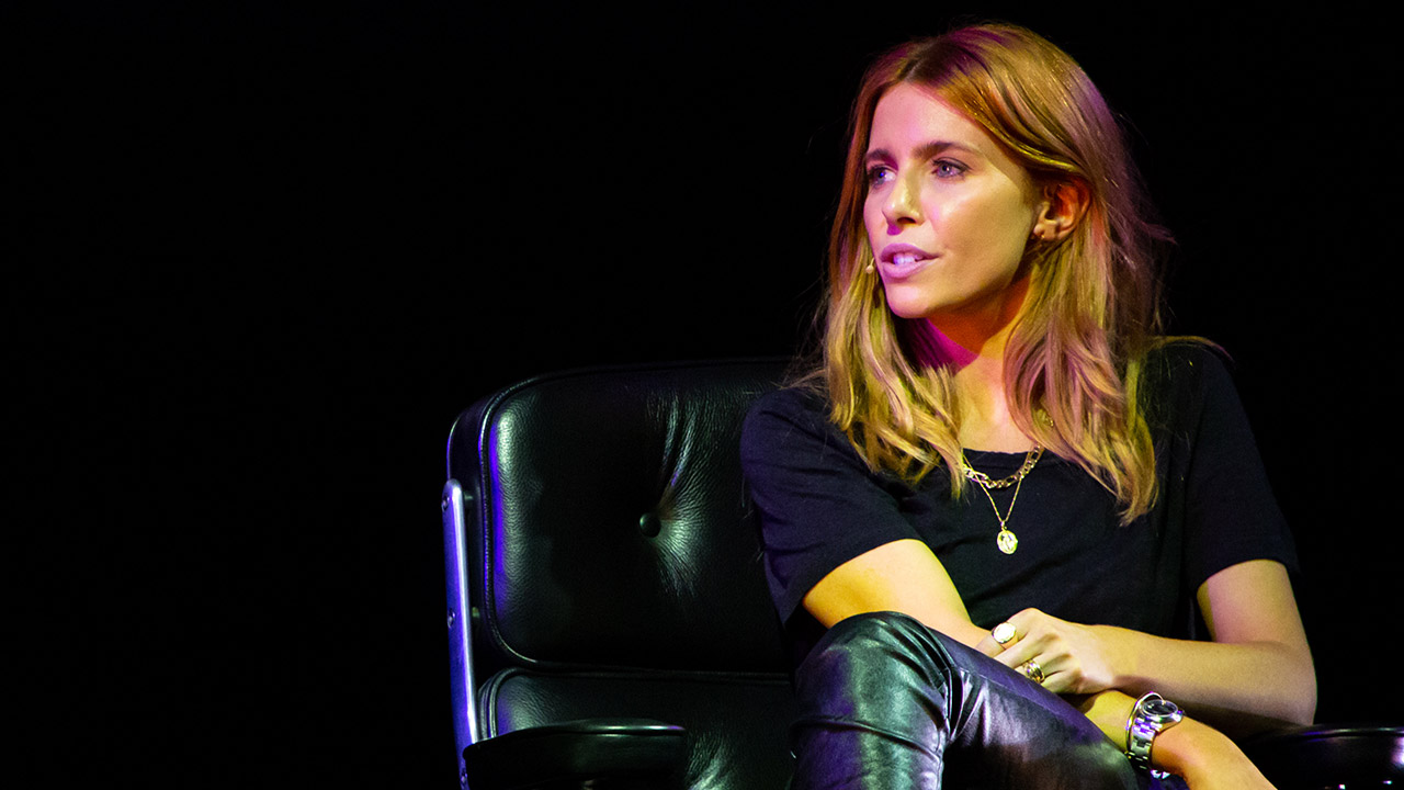 Authors on Stage Stacey Dooley portrait