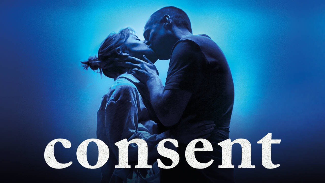 Claudie Blakley and Stephen Campbell Moore in Consent at the Harold Pinter Theatre