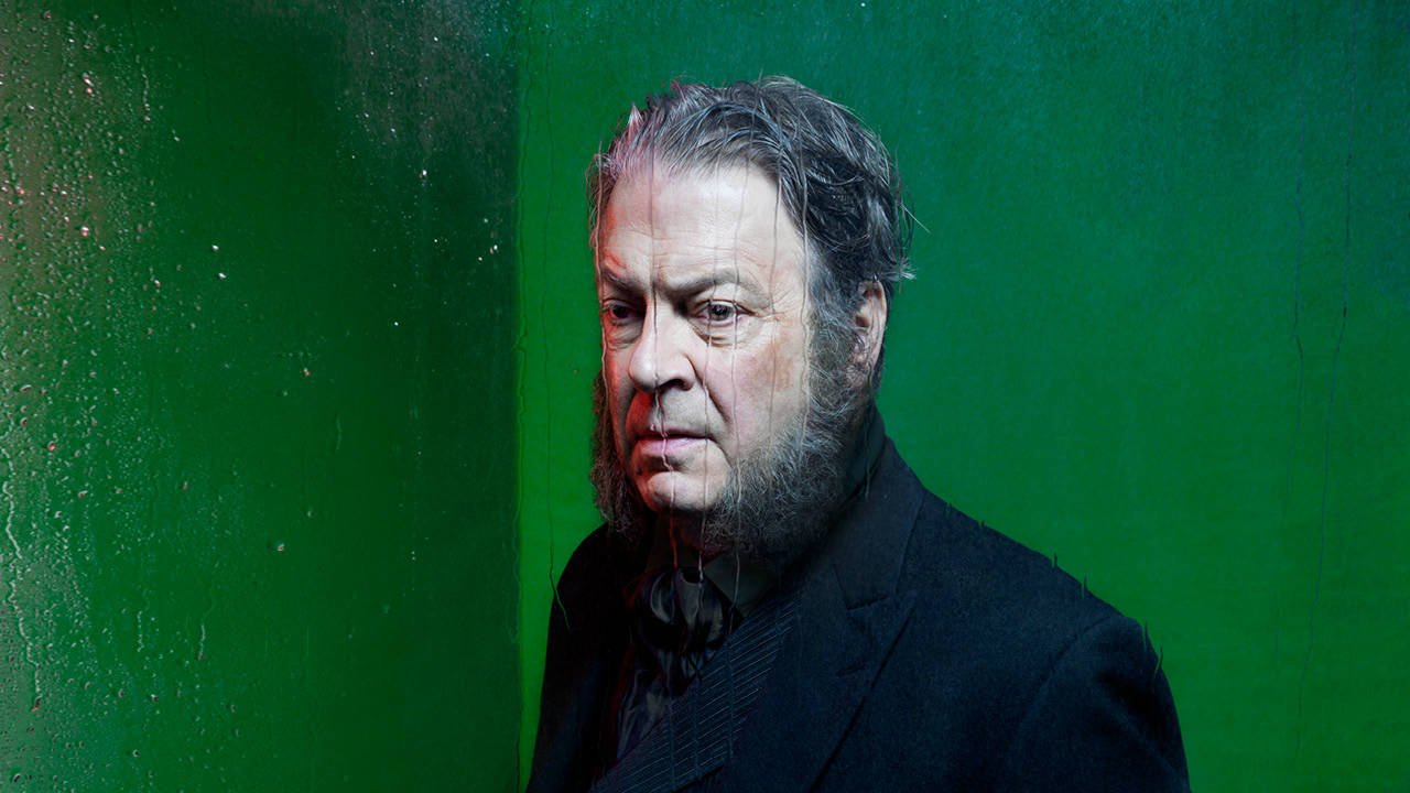 Rutherford and Son photo of Roger Allam in costume