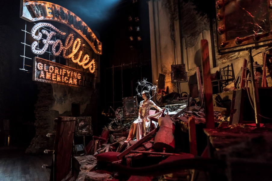 Follies & Help us save stage lighting | National Theatre